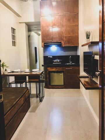 Studio Apartment 304, Cali Residences, Baguio City
