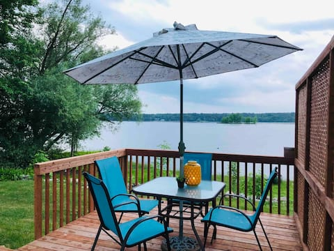 Pontiac cottage on the waterfront CITQ#: 294234