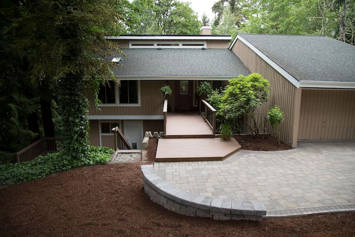 Peaceful, Near Sahalee Golf Course - Sammamish - Haus