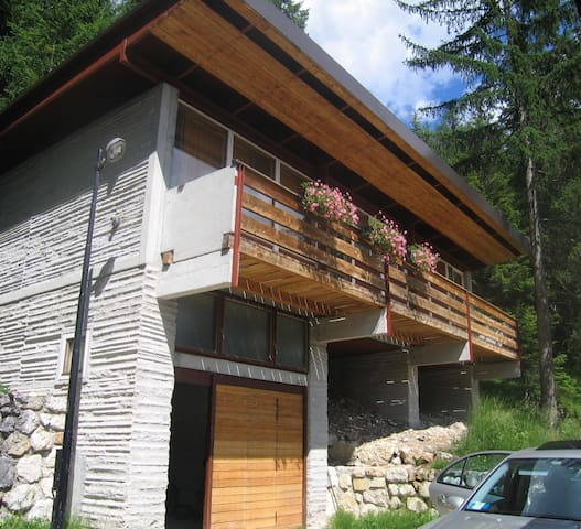 La Villa - Bright chalet near Cortina