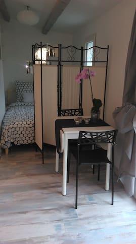 La Maison aux Mille Roses - Nieul-sur-Mer - Apartment