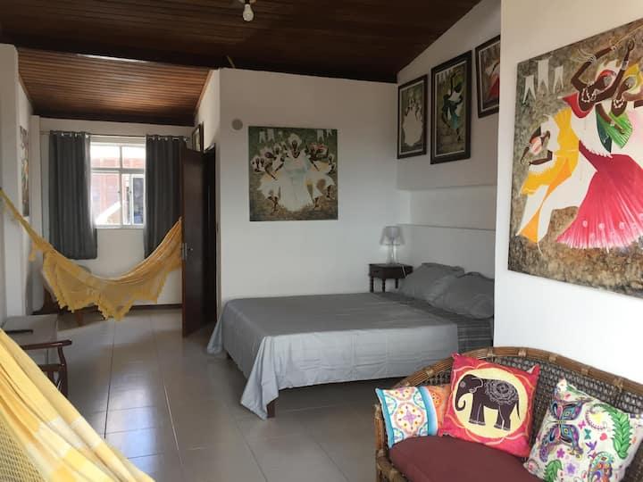 PELOURINHO! SUÍTE DURVAL-En Suite Room
