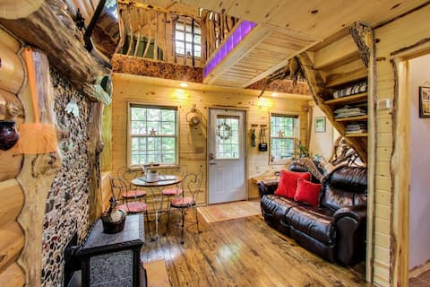Boulderridge Treehouse