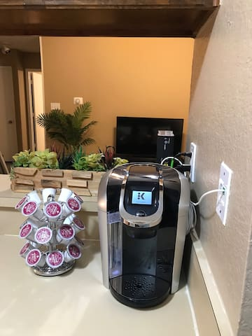 Kcup coffee maker