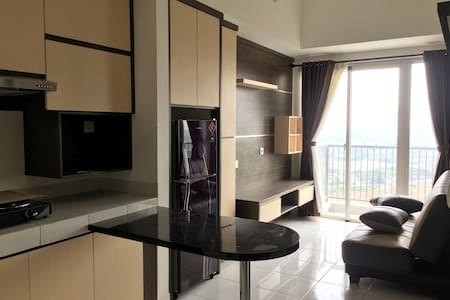 New 1BR Apartment Tower Gardenia - Casa de Parco