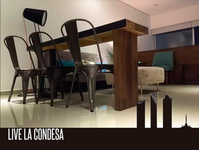 Live La Condesa