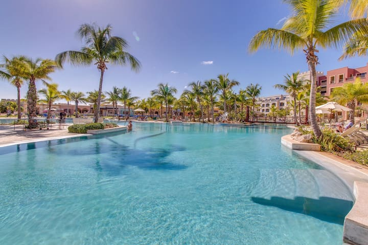 Beautiful Cap Cana retreat w/ free WiFi, shared pool, tennis, & private balcony!