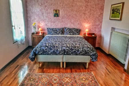 "Double room ""PISTACCHIO"" in exclusive villa"