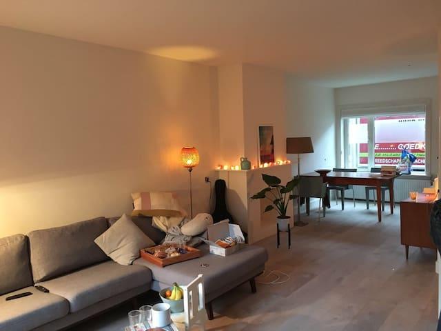Nice apartment near centre of Utrecht