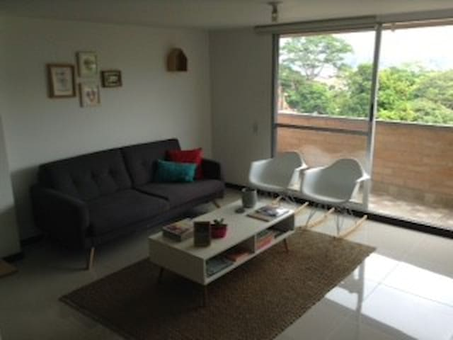 Habitación en apartamento moderno - Sabaneta - Appartement en résidence