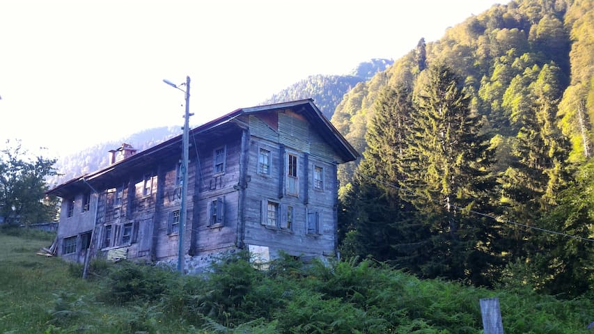 Mountain Lodge/Pension at Ayder