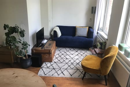 Renovated & comfortable appartment in city center