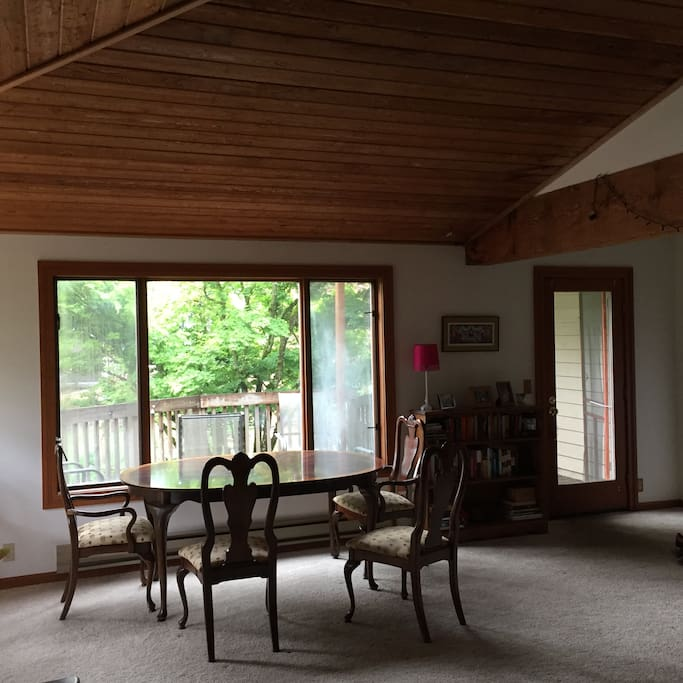 Living Room and Porch