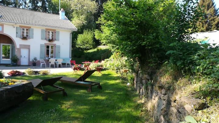 Gîte à la ferme Clos du Prévert Taintrux Vosges