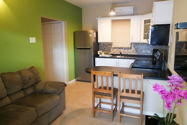 The Pelican; One Bedroom Apartment, St. Clair, POS