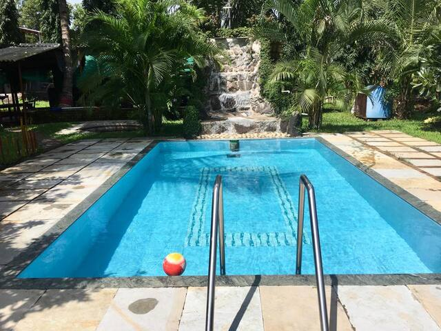 Idyllic Villa 2/3 BHK with Private Swimming Pool