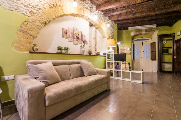Apartment in the historic center of Castello