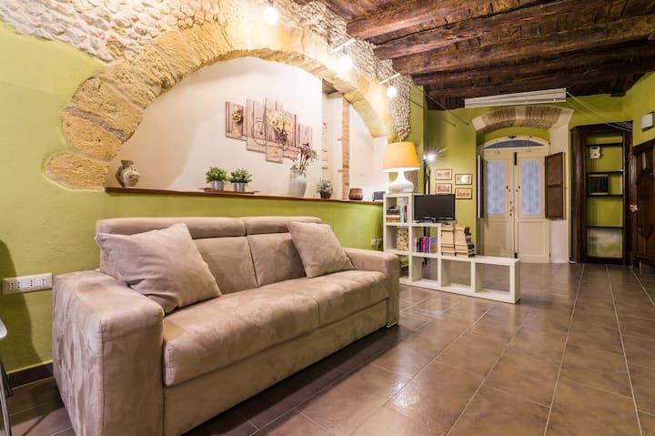 Apartment in the historic center of Castello