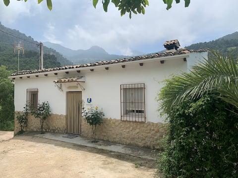 Vtar Villa Río Béjar en sierra de Cazorla