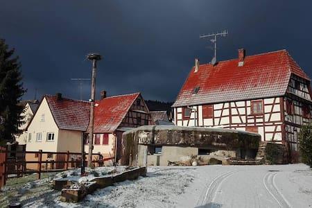 Au bunker 67 - Rott - Casa de huéspedes