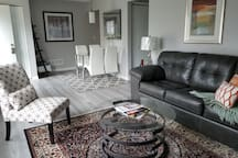Completely private suite with separate entrance