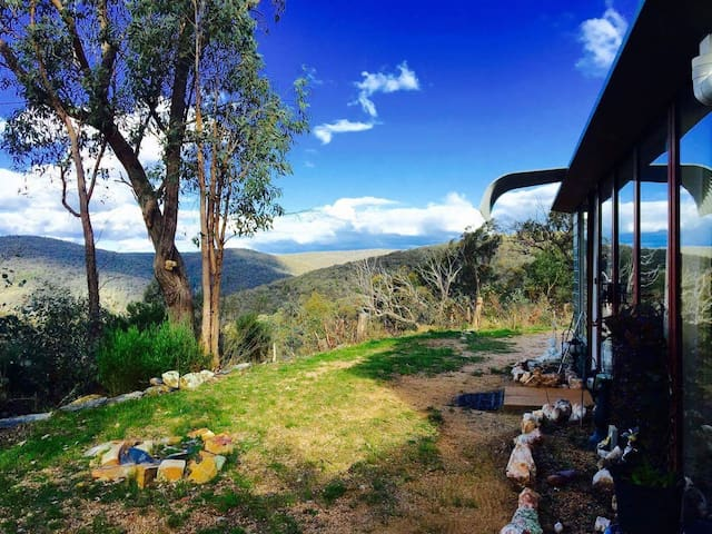 Billyview Retreat Hut - Billywillinga - Cabin