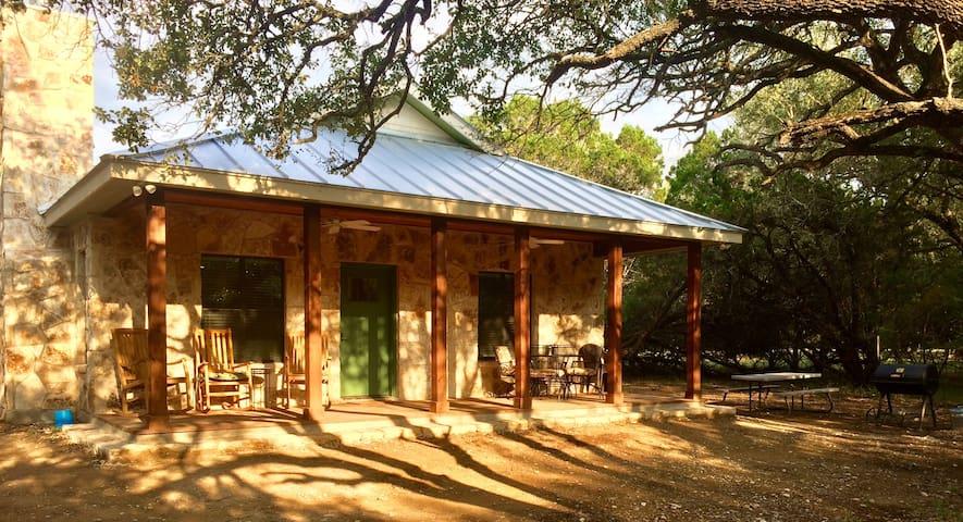Medina River Cabins -  Laurel House 3