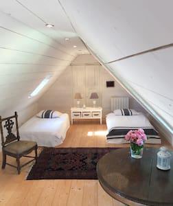 Beau logement de caractère - Saint-Quay-Perros - 公寓