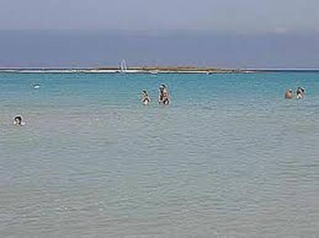 sant'isidoro villetta con piscina max 7 posti lett