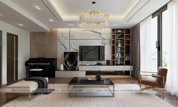 Cho thuê căn hộ cao cấp trên đường Xuân Diệu