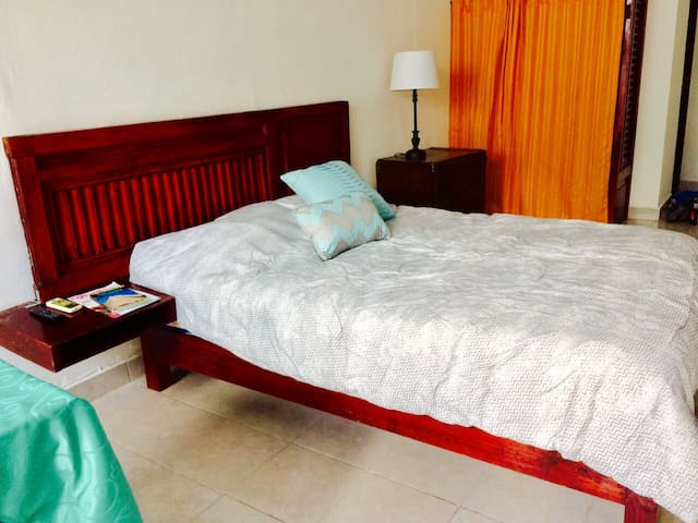 Loft Paseo de Montejo- Calle58 #413 - Mérida - Apartment