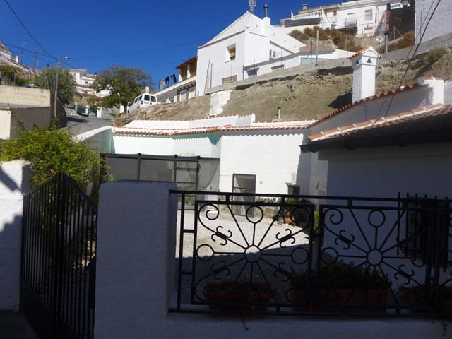 Crashkon Cave House  Bed & Breakfast - Castilléjar - Caverna