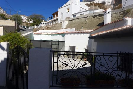 Crashkon Cave House  Bed & Breakfast - Castilléjar - Jaskinia