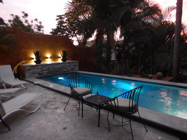 Sayulita Luxury 3 bedroom Villa - Sayulita - Huis