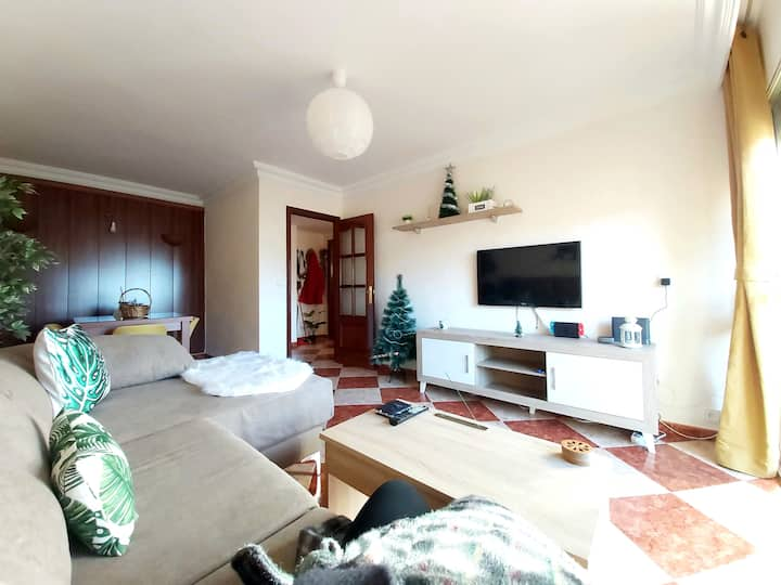 Apartamento Dúplex a 25 mins en coche de la playa