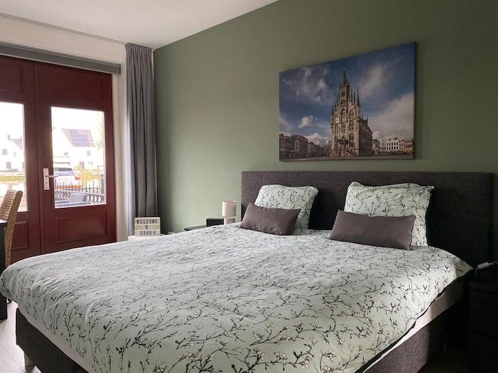 Gouda's Herenhuys, dé moderne airbnb met comfort