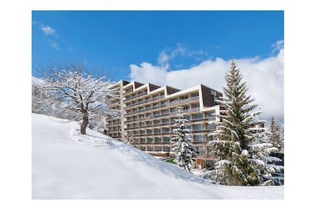 Studio 4 pers - Courchevel 1550 - Saint-Bon-Tarentaise