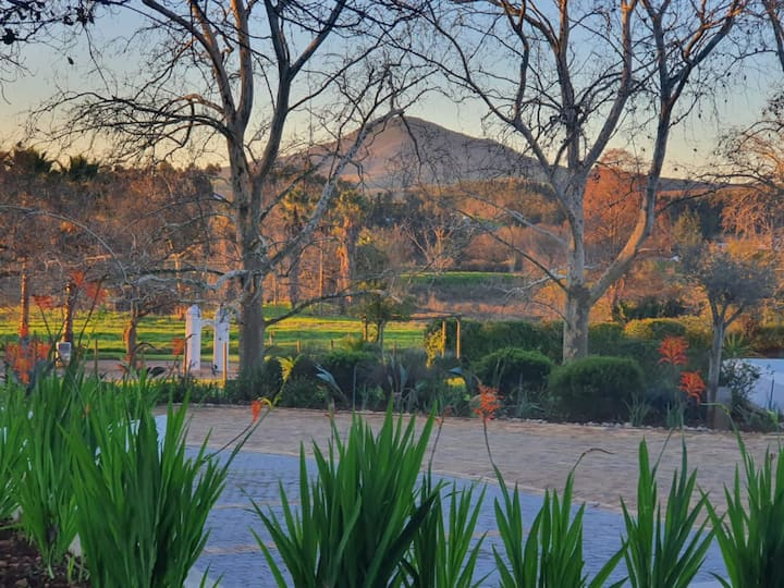 Wine Farm Stay @ Saley Country House