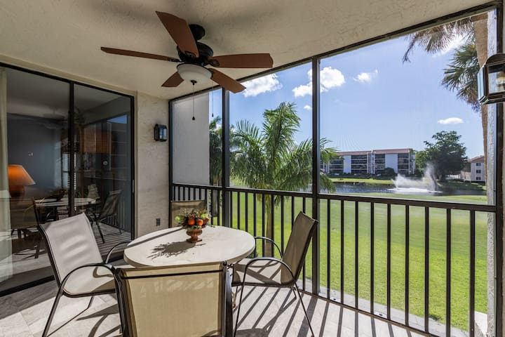 Monthly condo rental in The Landings