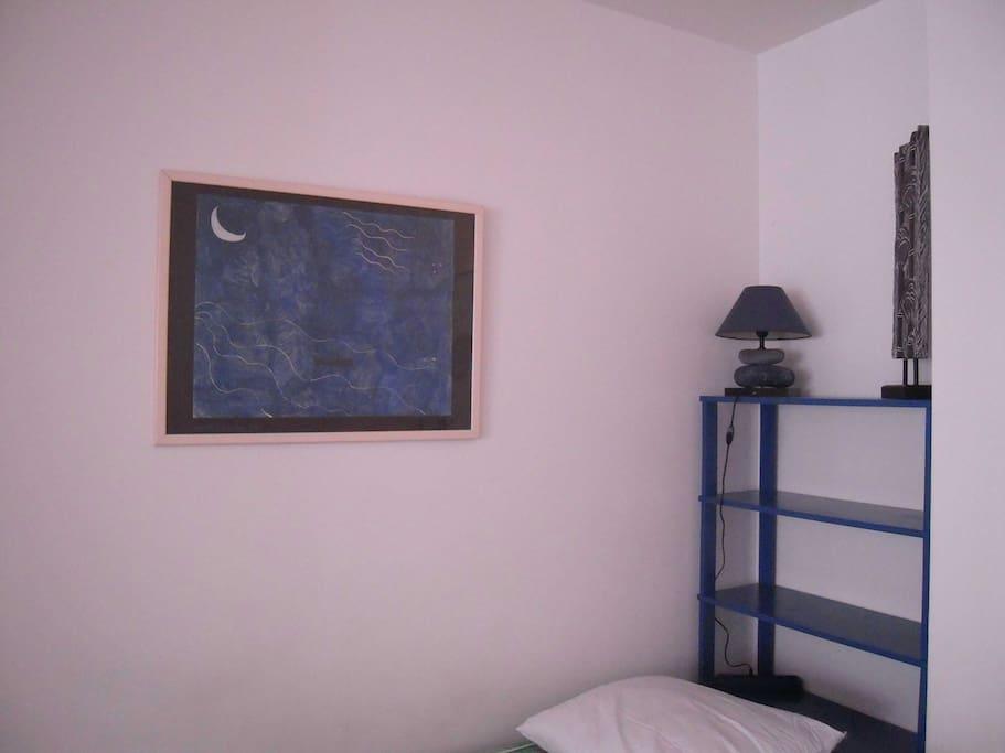 Coin chambre/Bedroom corner
