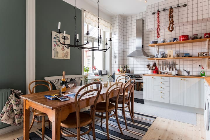Boutique home in Hipster heaven!