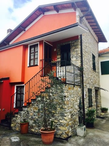Bellissimo appartamento vista mare tra gli Ulivi - Villa Faraldi - Huoneisto