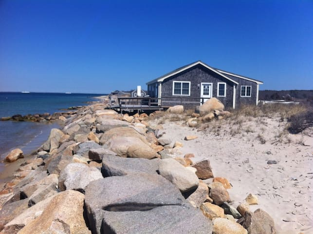 Norga Cottage. Paradise on the VH Sound