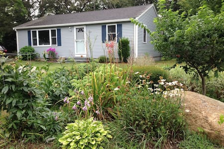 Family friendly close to beach and playground. - Bourne