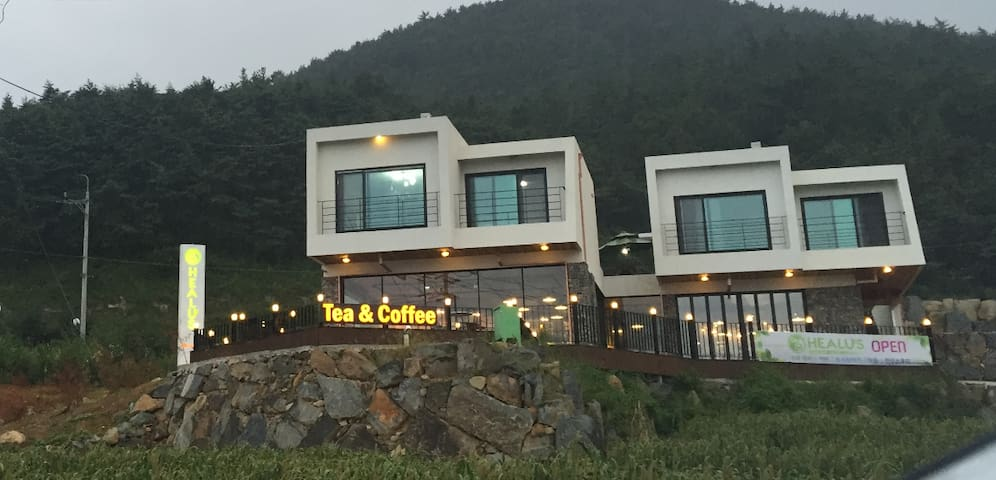 힐어스펜션 - Changseon-myeon, Namhae - Pension (Korea)
