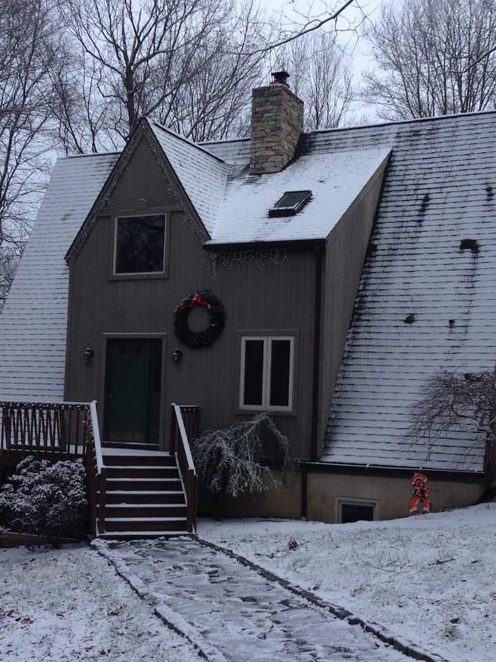 Entire 4bedroom 3 bath in the woods