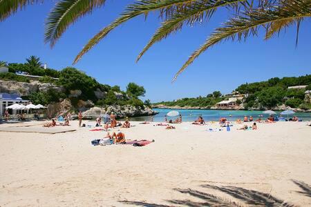 Apartamento a pie de playa. - Ciutadella de Menorca