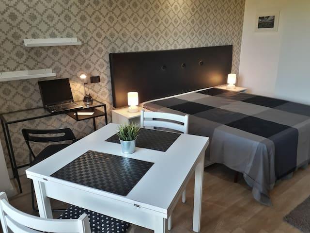 Medium term Garbatella area private room