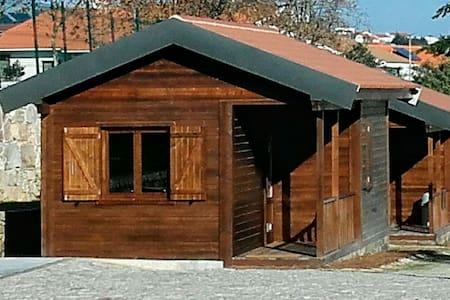 Chalé Superior - Douro Camping - Miranda do Douro