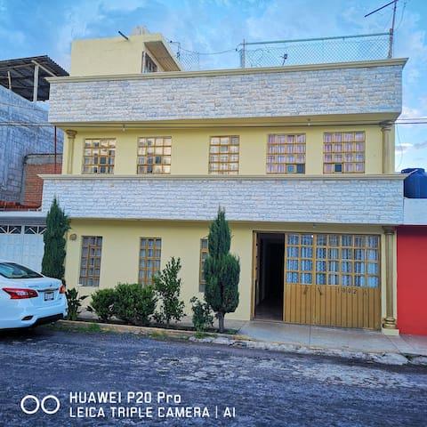 Casa bonita y céntrica en Apizaco
